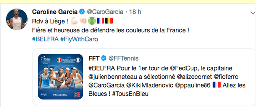 FED CUP 2019: Groupe Mondial - Page 2 Capt3011