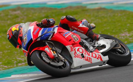 MOTO GP TESTS 2019 Capt3013