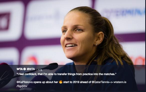 WTA DOHA 2019 - Page 2 Capt3092