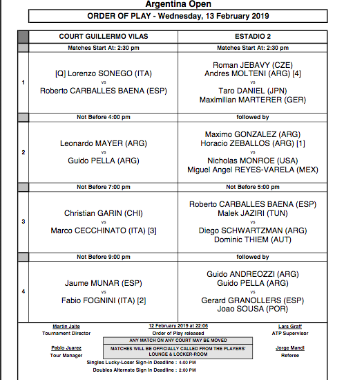 ATP BUENOS AIRES 2019 - Page 4 Capt3101