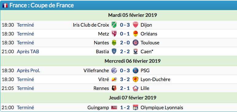 COUPE DE FRANCE 2018-2019 - Page 3 Capt3112