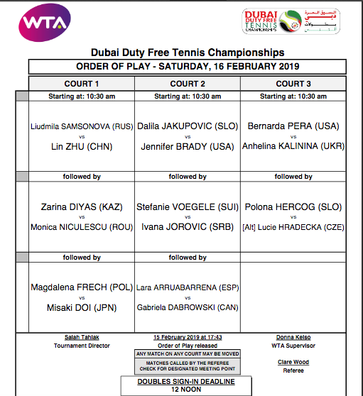 WTA DUBAI 2019 - Page 2 Capt3185