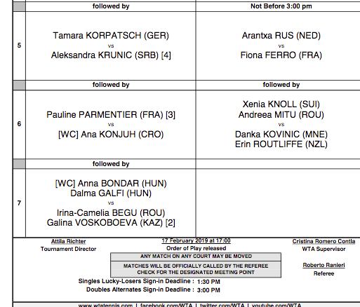 WTA BUDAPEST 2019 Capt3207