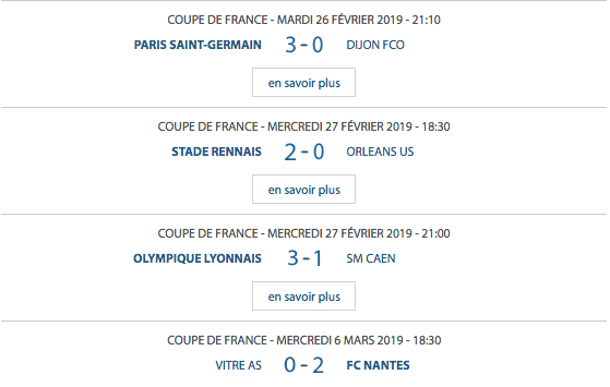COUPE DE FRANCE 2018-2019 - Page 4 Capt3462