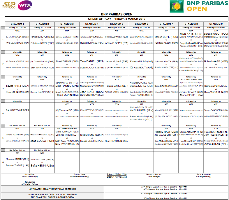 WTA INDIAN WELLS 2019 - Page 5 Capt3503