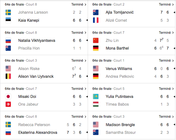 WTA INDIAN WELLS 2019 - Page 5 Capt3504