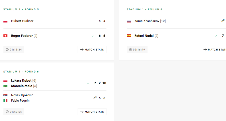 ATP INDIAN WELLS 2019 - Page 17 Capt3712