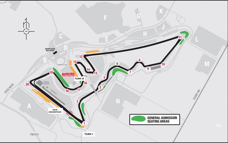 MotoGP - États-Unis - Circuit des Amériques, Austin-14 Avril 2019 Capt4002