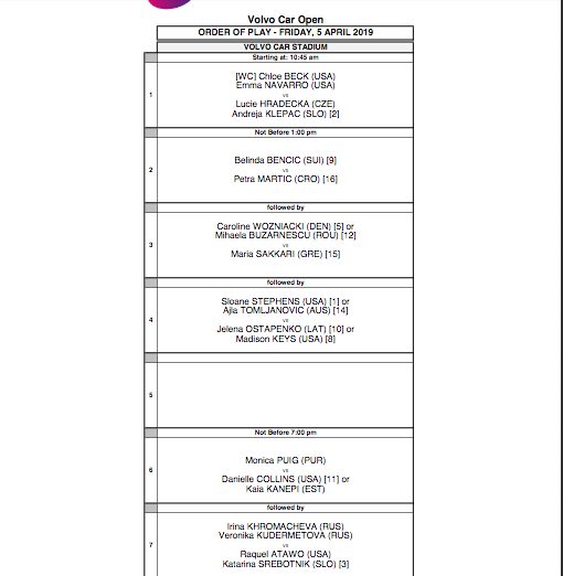 WTA CHARLESTON 2019 - Page 3 Capt4049