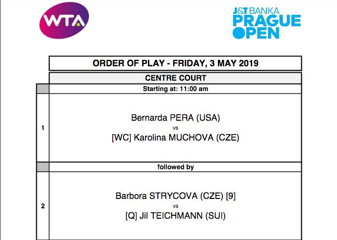 WTA PRAGUE 2019 - Page 2 Capt4365