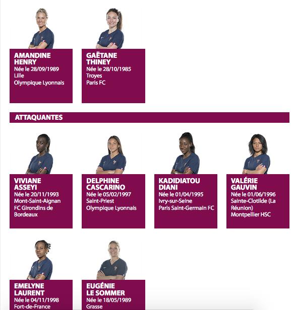 Équipe de France féminine de football - Page 6 Capt4383