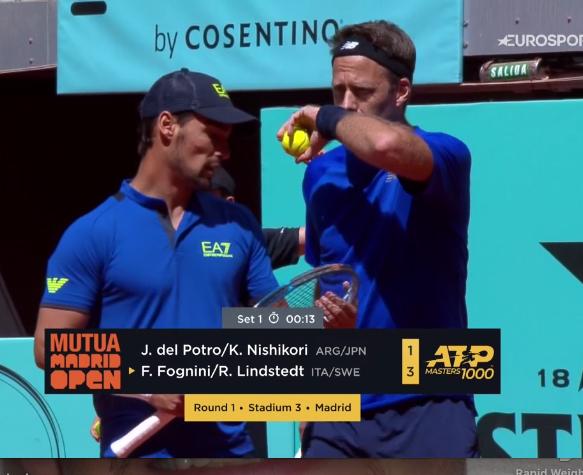 ATP MADRID 2019 - Page 3 Capt4495