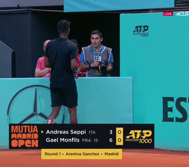 ATP MADRID 2019 - Page 3 Capt4498