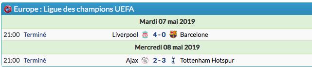 LIGUE DES CHAMPIONS UEFA 2018-2019 - Page 12 Capt4533