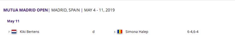 WTA MADRID 2019 - Page 6 Capt4568