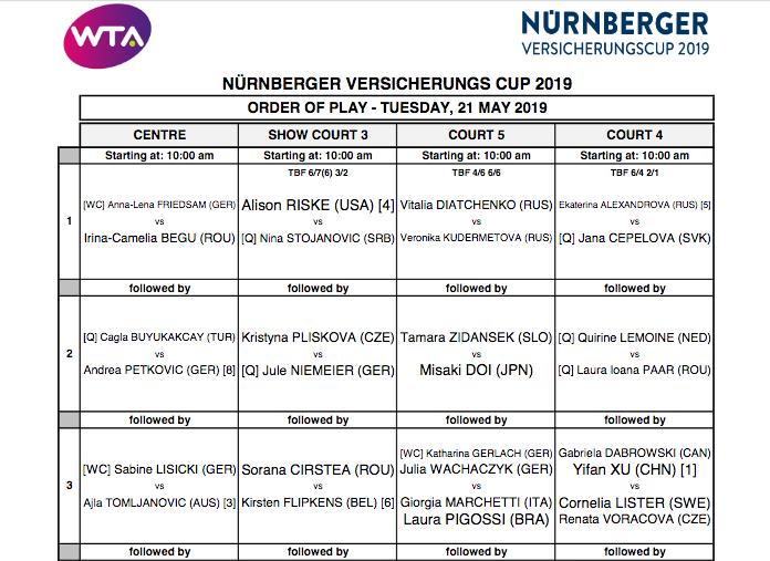 WTA NUREMBERG 2019 - Page 2 Capt4710