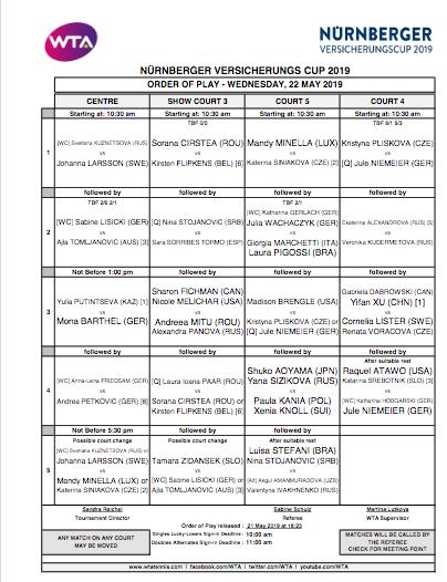 WTA NUREMBERG 2019 - Page 2 Capt4741