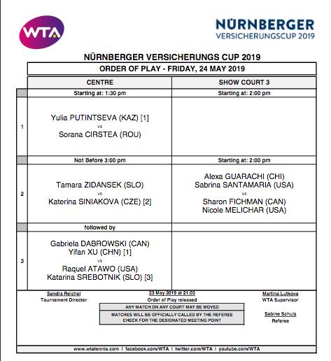 WTA NUREMBERG 2019 - Page 2 Capt4771