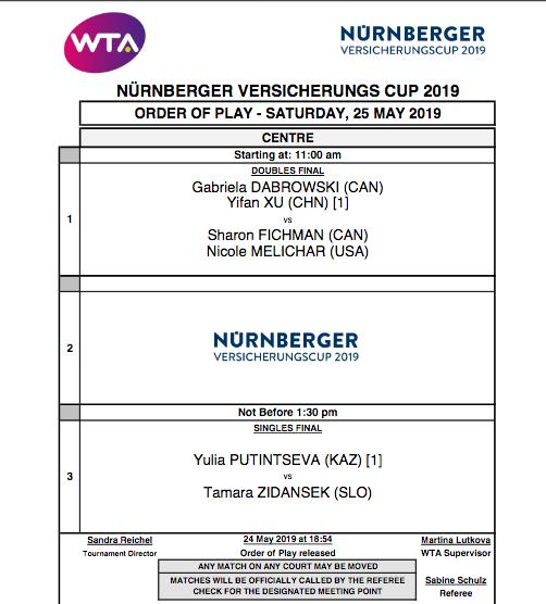 WTA NUREMBERG 2019 - Page 3 Capt4803