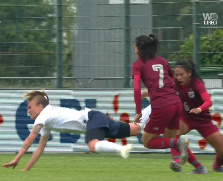 Équipe de France féminine de football - Page 6 Capt4827