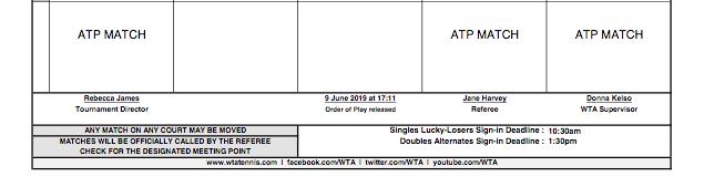 WTA NOTTINGHAM 2019 Capt5162