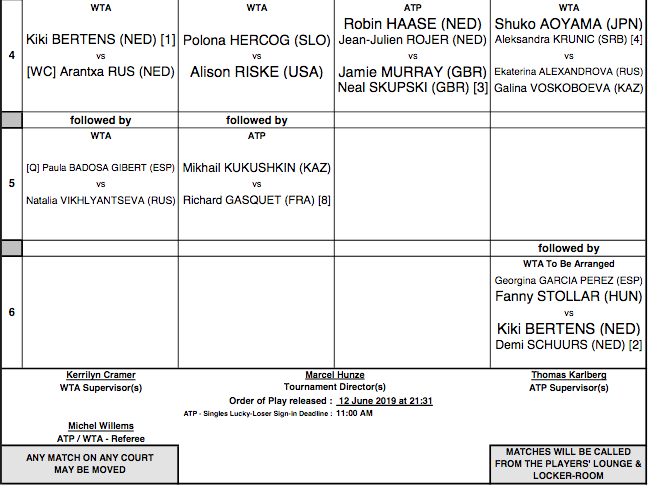 WTA 'S-HERTOGENBOSCH 2019 - Page 2 Capt5250