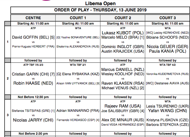 WTA 'S-HERTOGENBOSCH 2019 - Page 2 Capt5251