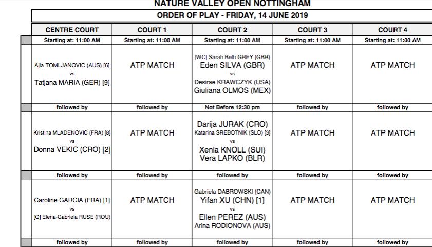 WTA NOTTINGHAM 2019 - Page 2 Capt5277