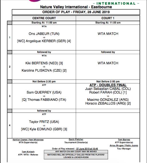 ATP EASTBOURNE 2019 - Page 2 Capt5475