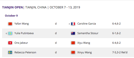 WTA TIANJIN 2019 - Page 2 Capt6781