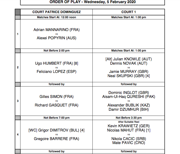 ATP MONTPELLIER 2020 - Page 2 Capt7908