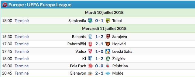 Ligue Europa 2018  - 2019 -2020 Captu607