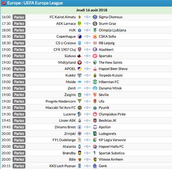 Ligue Europa 2018  - 2019 -2020 - Page 2 Captu843