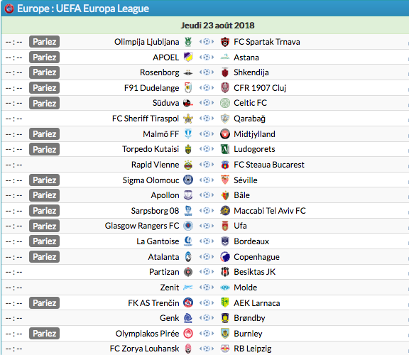 LIGUE EUROPA 2018  - 2019 -2020 - Page 2 Captu938