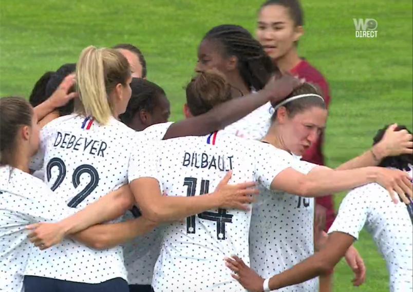 Équipe de France féminine de football - Page 6 Captur18