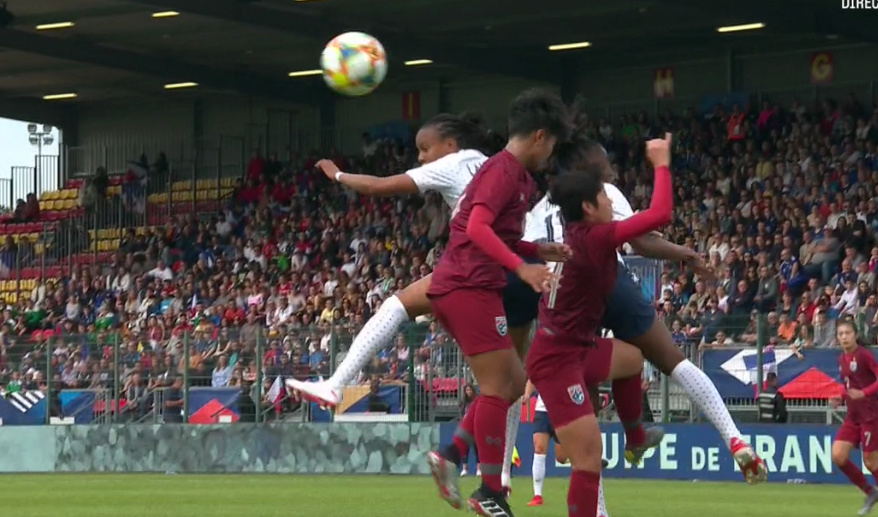 Équipe de France féminine de football - Page 6 Captur19