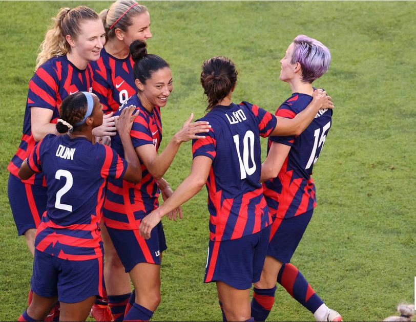 TOURNOI OLYMPIQUE DE FOOTBALL FEMININ TOKYO - Page 2 Captur77