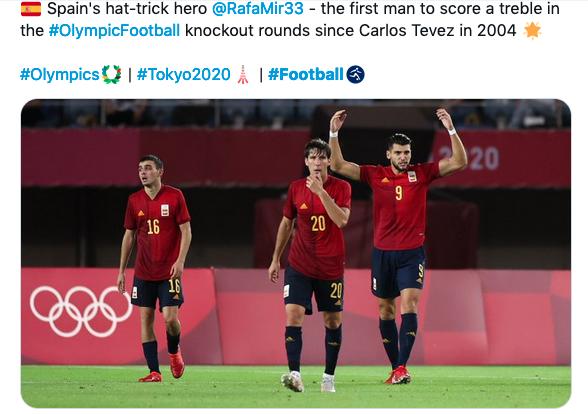 Tournoi Olympique de Football Masculin, Tokyo 2020 22 juillet - 7 août 2021  - Page 3 Kaptu172