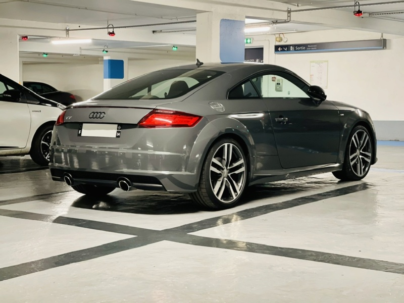 Audi TT Gris nano 44085910