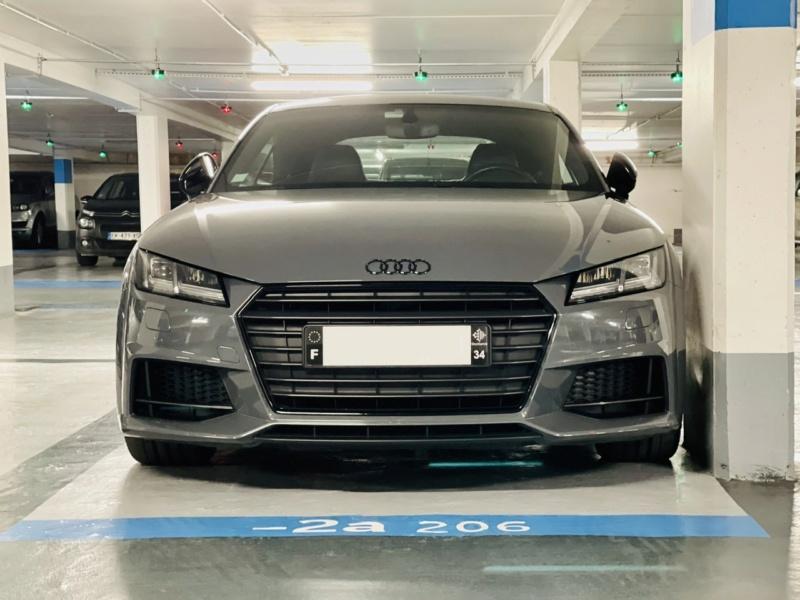 Audi TT Gris nano 50c6ac10