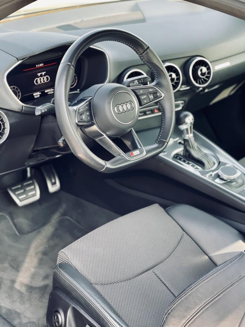 Audi TT Gris nano A2ba5310