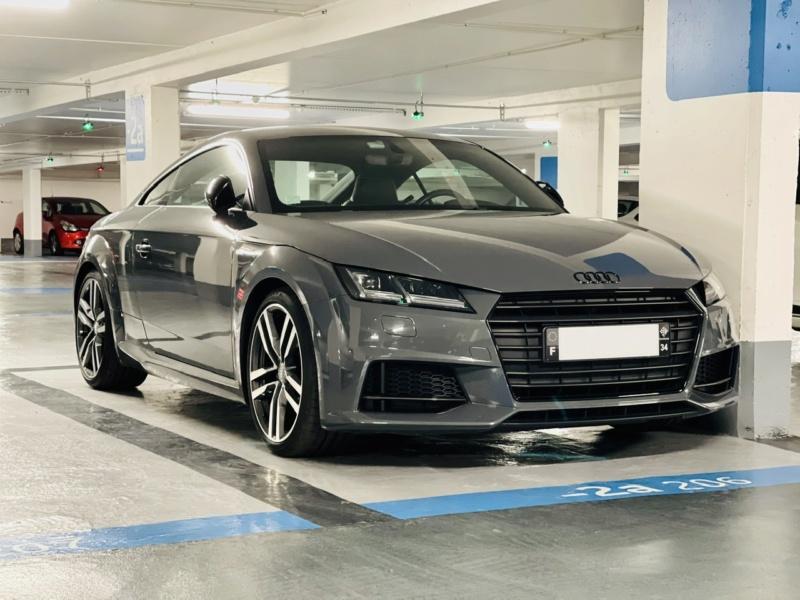 Audi TT Gris nano B1928710