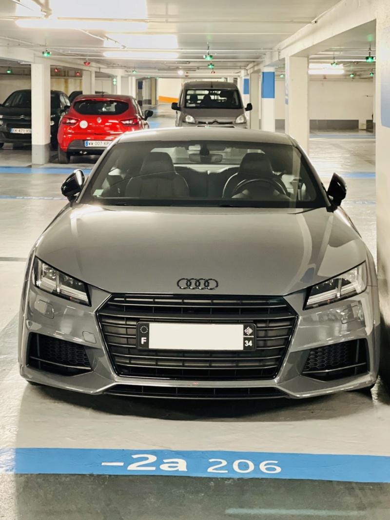 Audi TT Gris nano Fde5f110