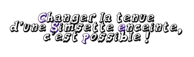 Changer les vêtements de grossesse Tutoti11