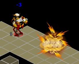 Un panda explosif de cercle 199 Poing_10