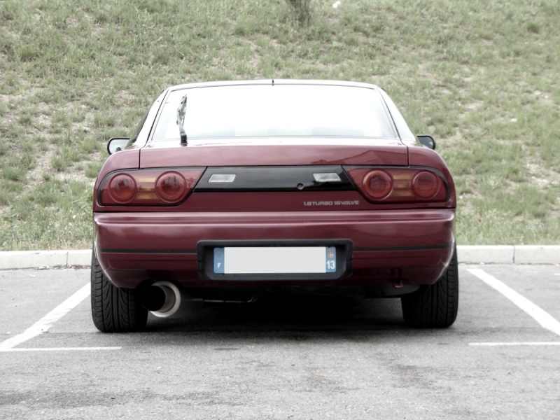 Ma Nissan RS13 Zenki ! Dscn1610