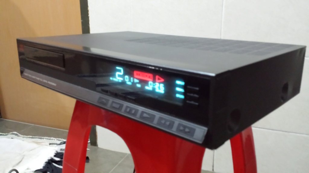Mission PCM4000 cd player  (Used) 20180913