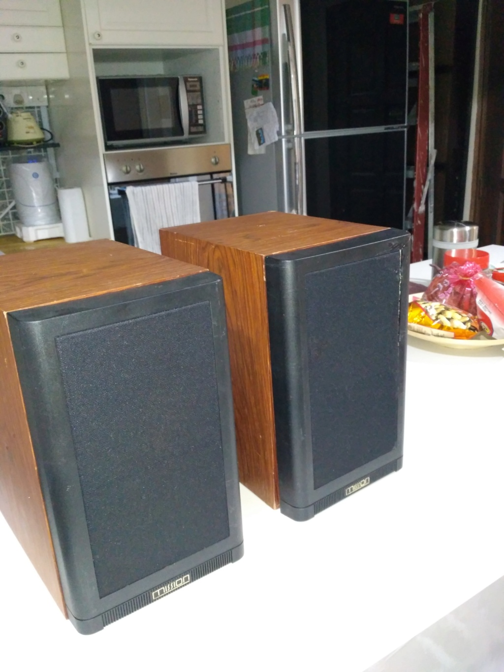 Musical Fidelity A100 Amp, Sony CDP377 and Mission 780se Speaker (Used) Img_2014
