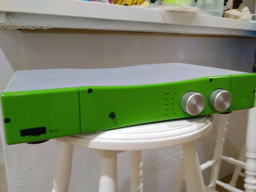 Rega Brio 3 Integrated Amplifier (Japan Model 110v) - Used Img_2016