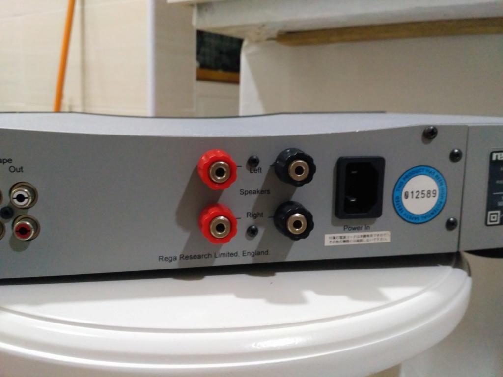 Rega Brio 3 Integrated Amplifier (Japan Model 110v) - Used Img_2018